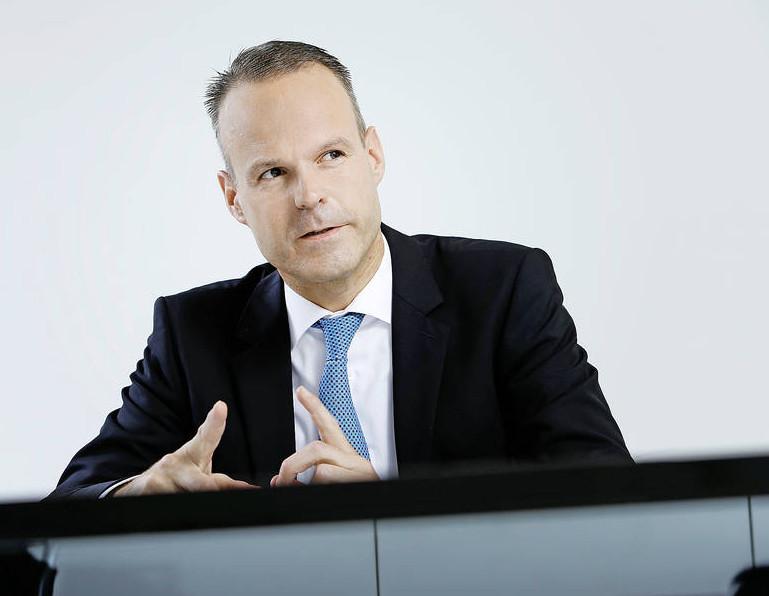 Stephan Schleiss Portrait